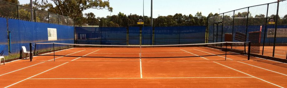 Macquarie University Tennis Complex Clay Courts