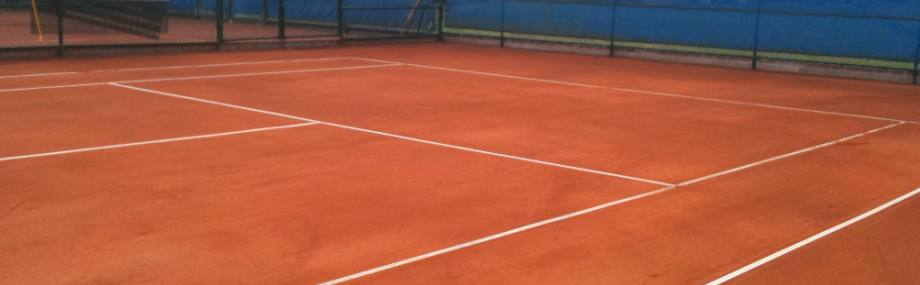 Terre Davis Clay Court Surface